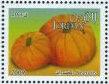 Pompoen postzegel