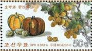 Pompoen postzegel Korea